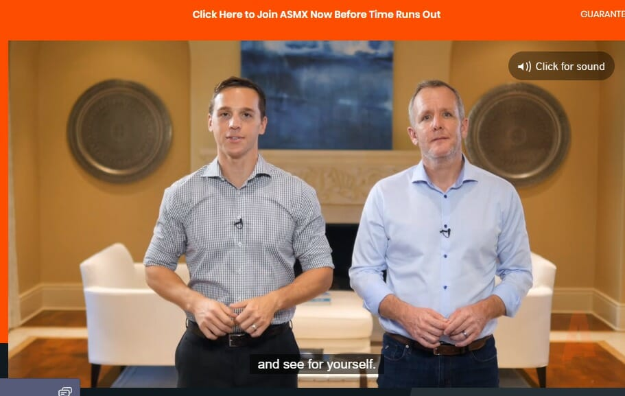 Is Amazing Selling Machine a Scam? Matt Clark and Jason Katzenback