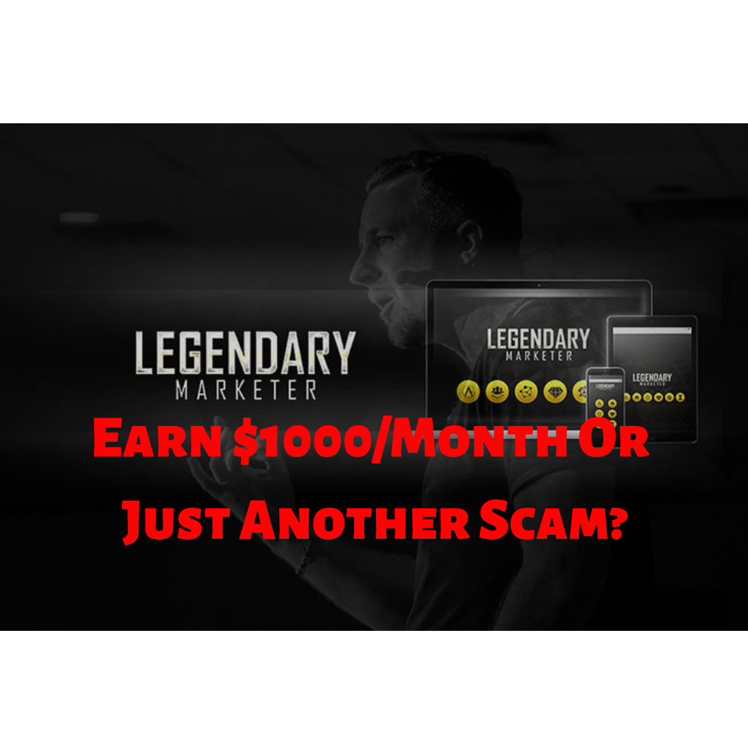 Legendary Marketer  Warranty Coupon
