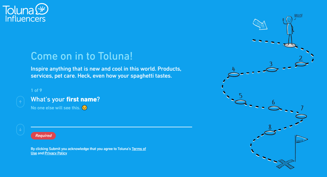 is toluna a scam