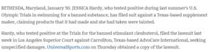 jessica hardy sue advocare