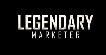 legendary marketer logo