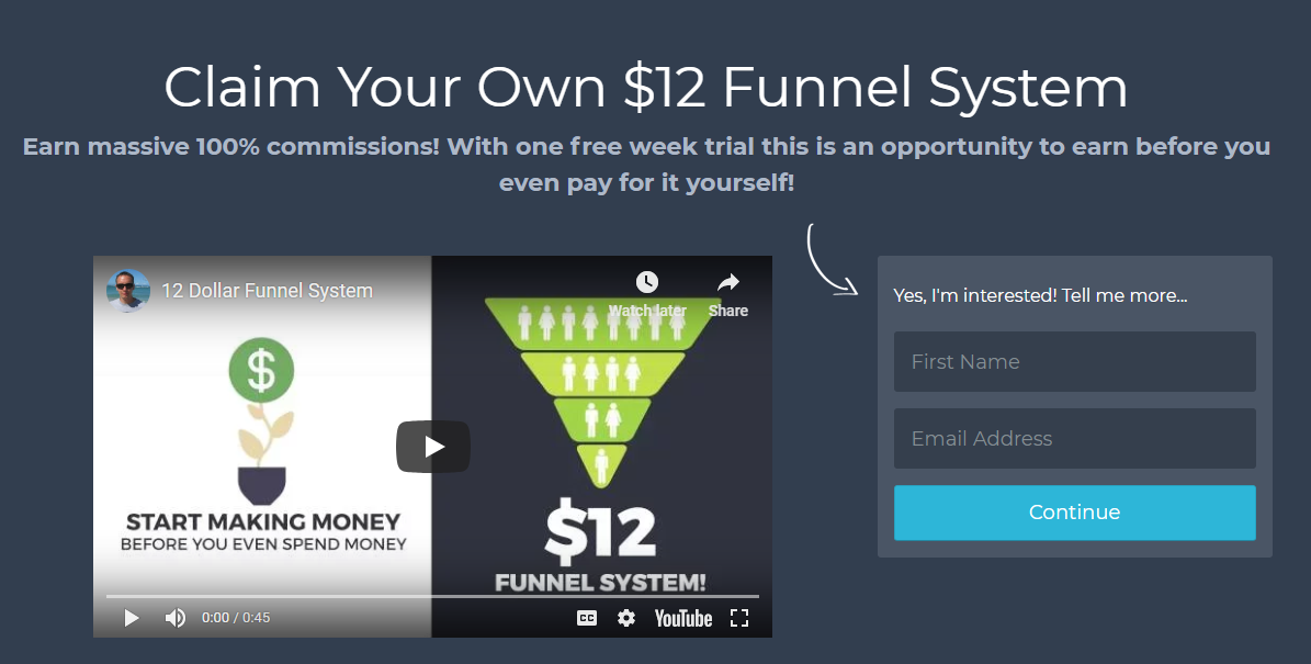 prosperity marketing system website
