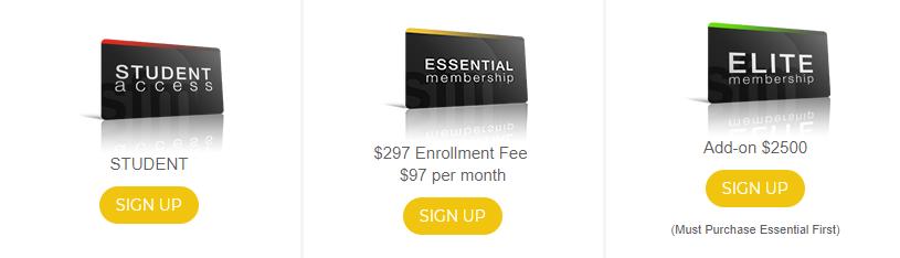 six figure mentors membership price