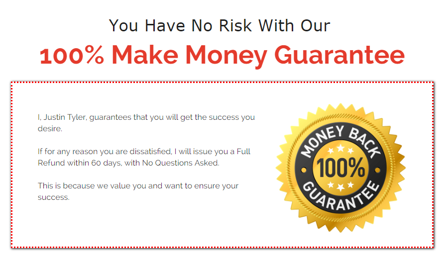 bulletproof profits money back guarantee