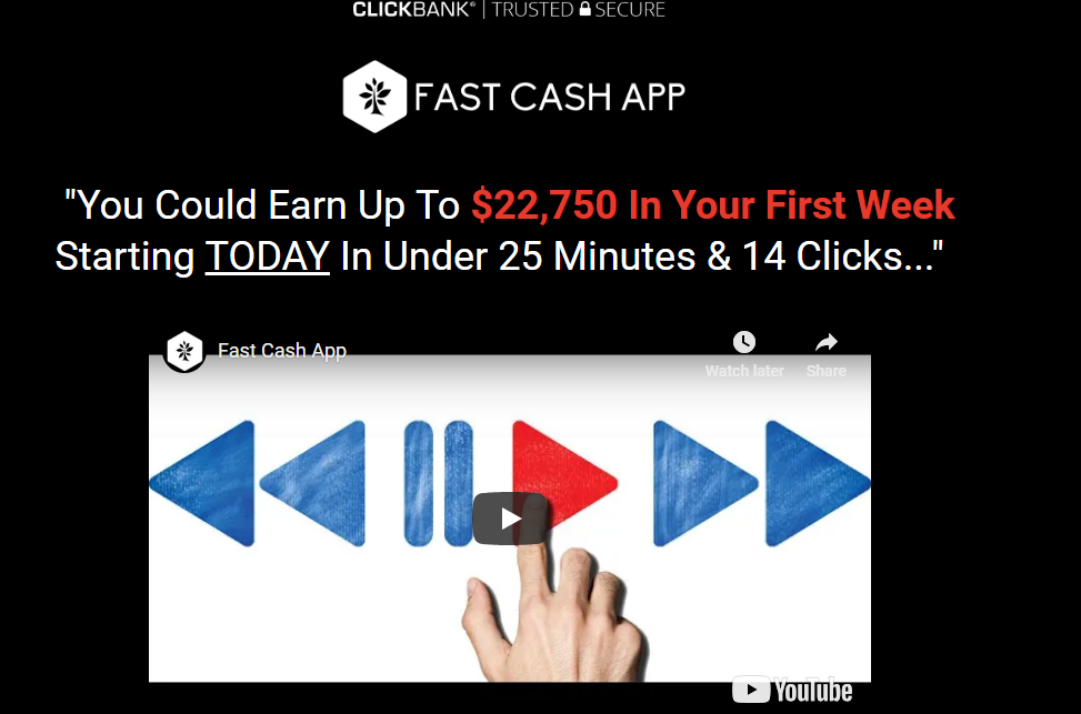 fast cash app website