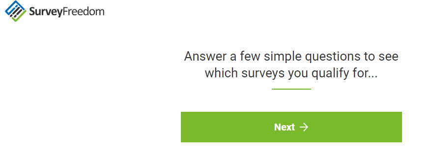 how to join survey freedom