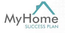 my home success plan logo