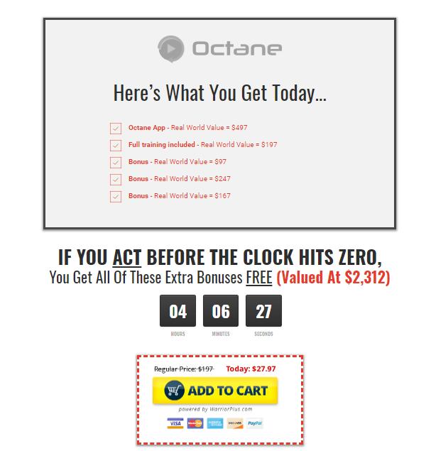 octane price
