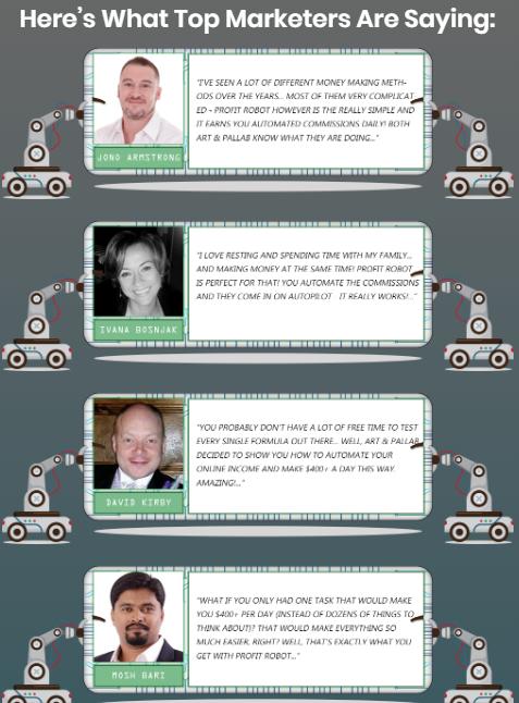 profit robot testimonials