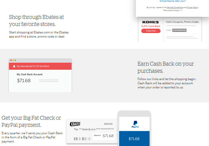 what is ebates about