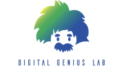 digital genius lab logo