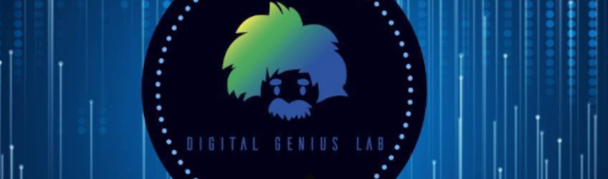 digital genius lab website
