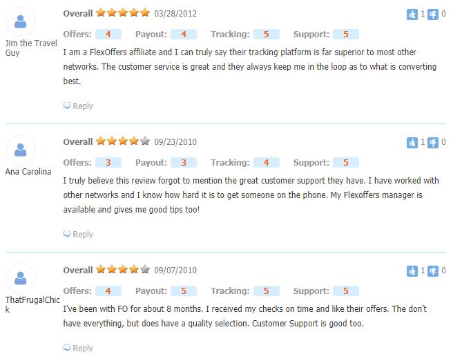 flexoffers good reviews