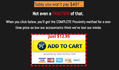 proximity fake discount