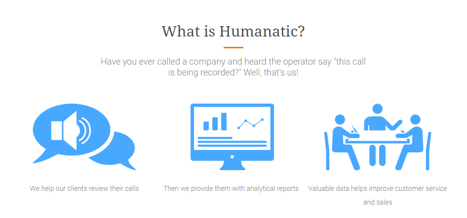 what is humanatic about