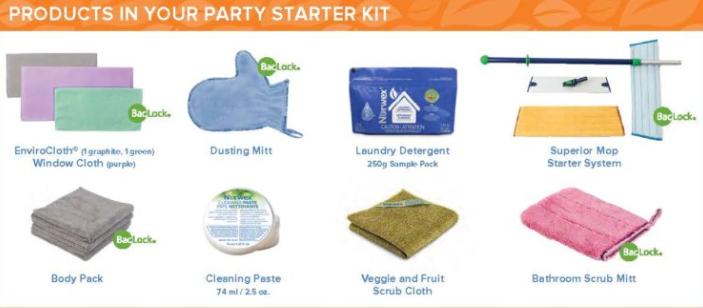 norwex free starter kit