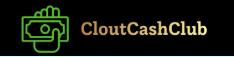 Clout Cash Club logo