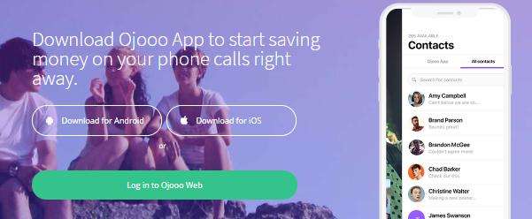 ojooo mobile app