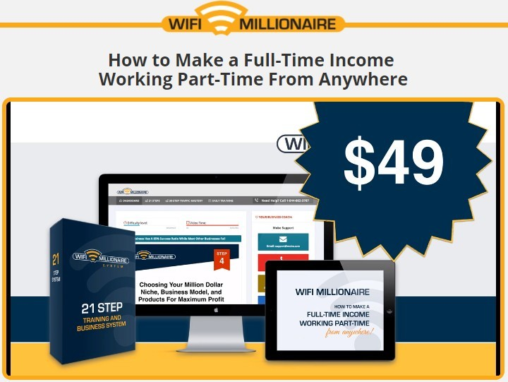 wifi millionaire price
