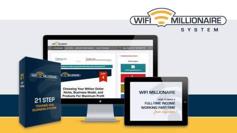 wifi millionaire website
