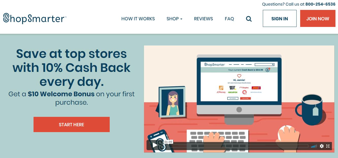 shopsmarter website