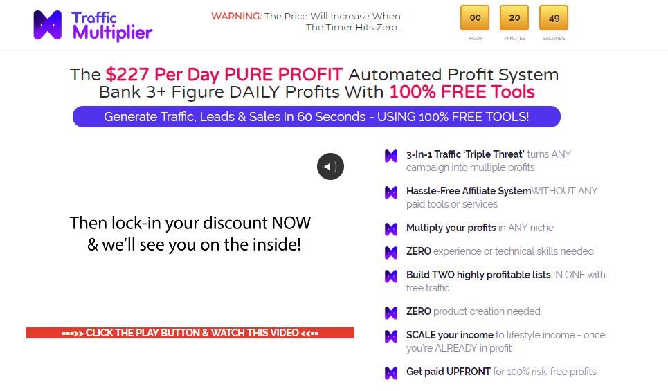 traffic multiplier website
