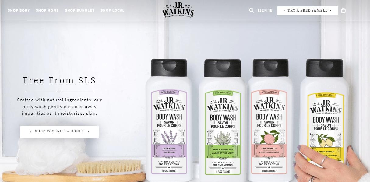 jr watkins website