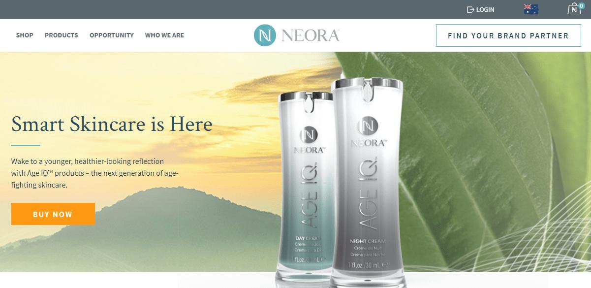 neora website