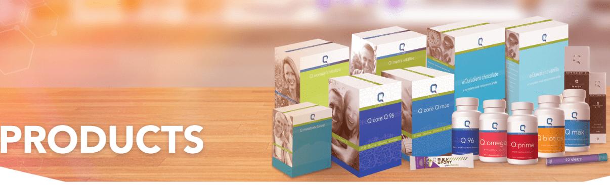 qsciences product line