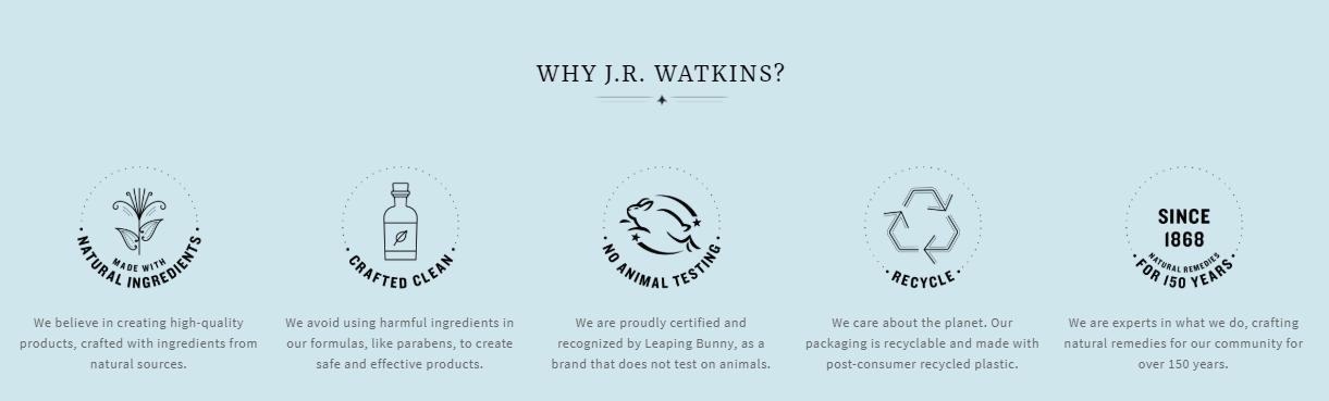 why buy at jr watkins