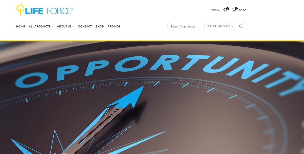 life force international website