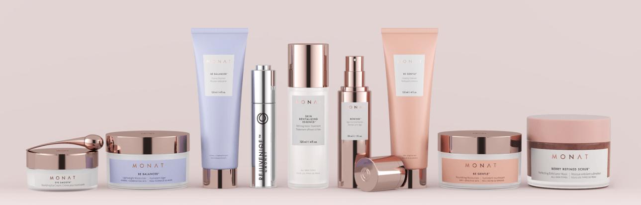 monat global skincare essentials