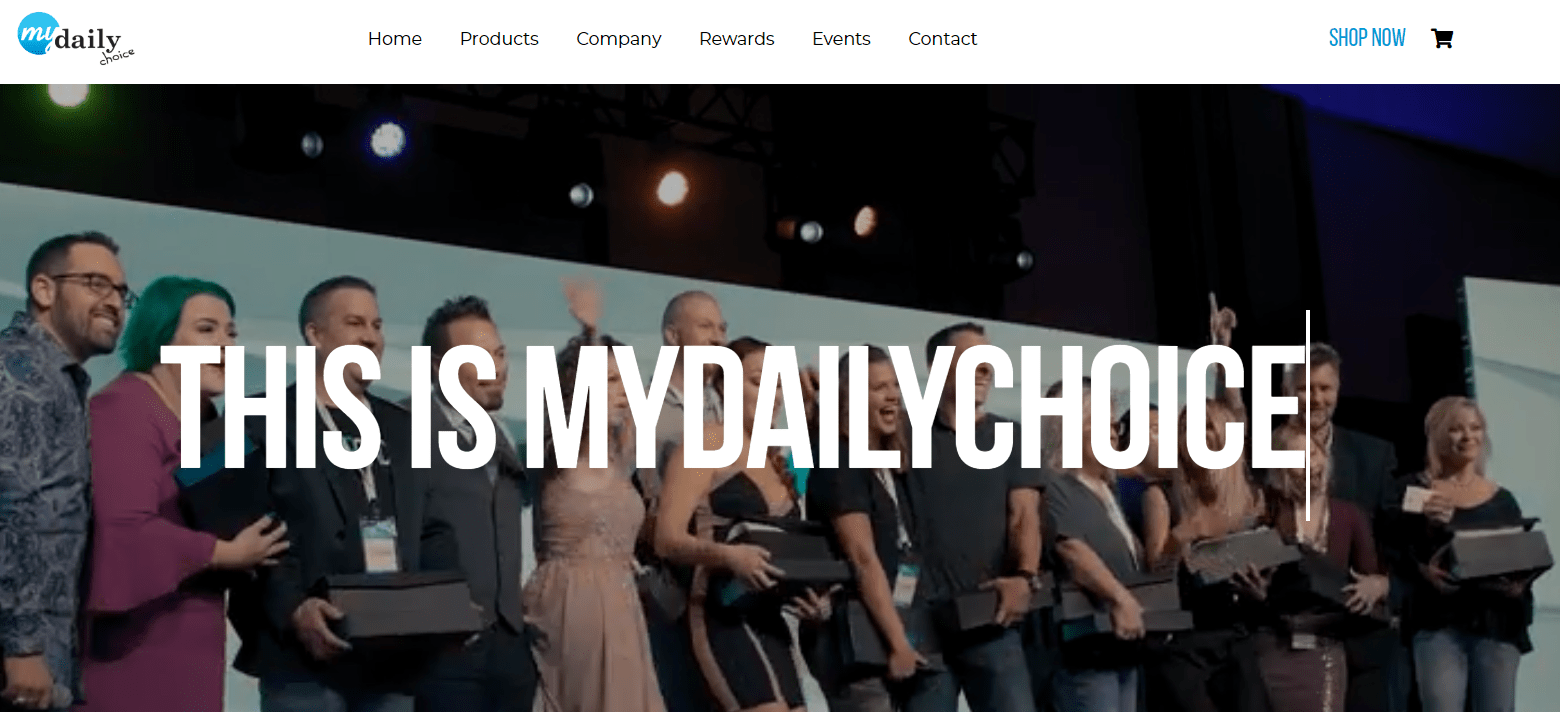 mydailychoice website