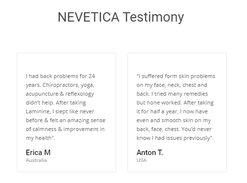 nevetica fake reviews