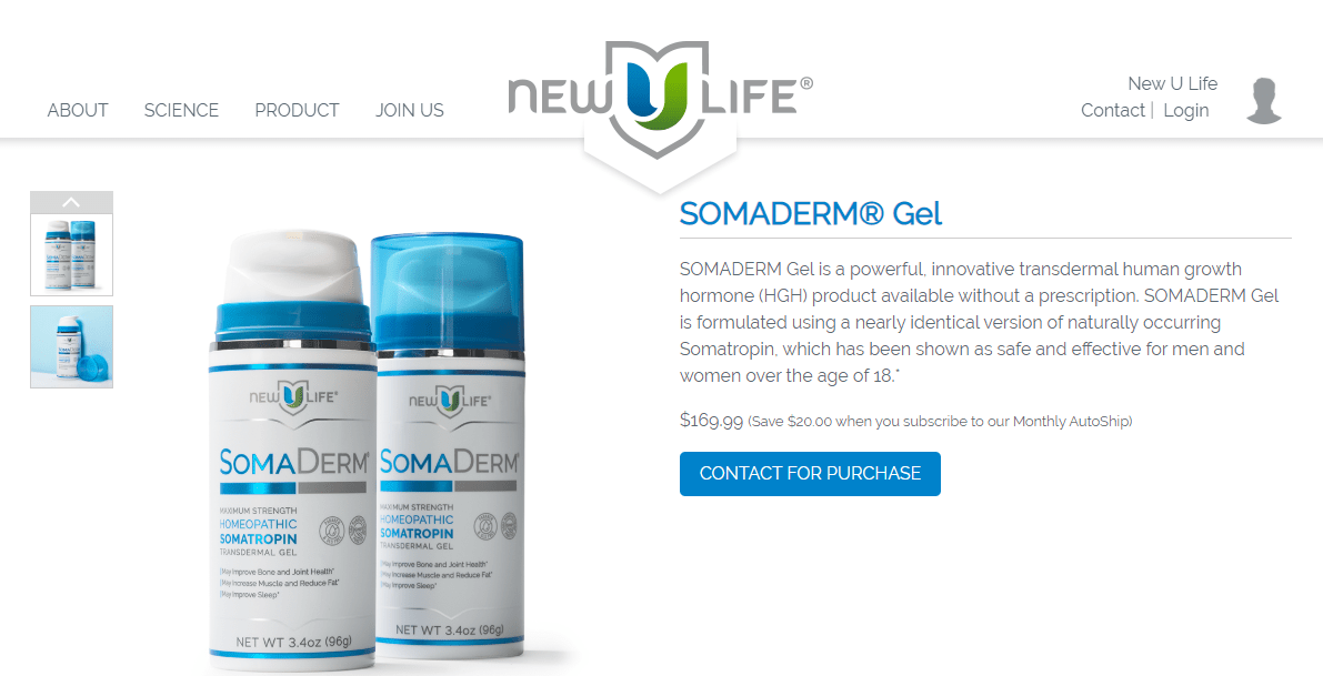 newulife website
