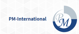 pm international logo
