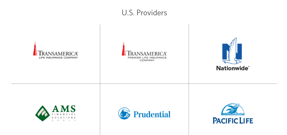 world financial group USA products