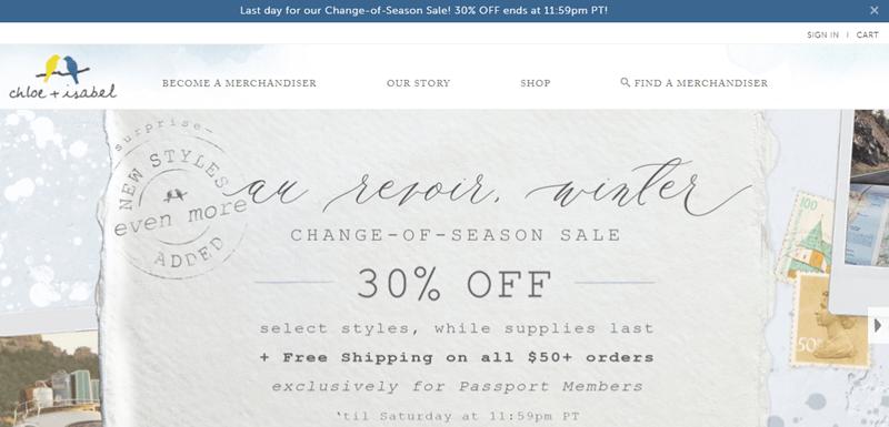 Chloe-and-Isabel-Website-Screenshot