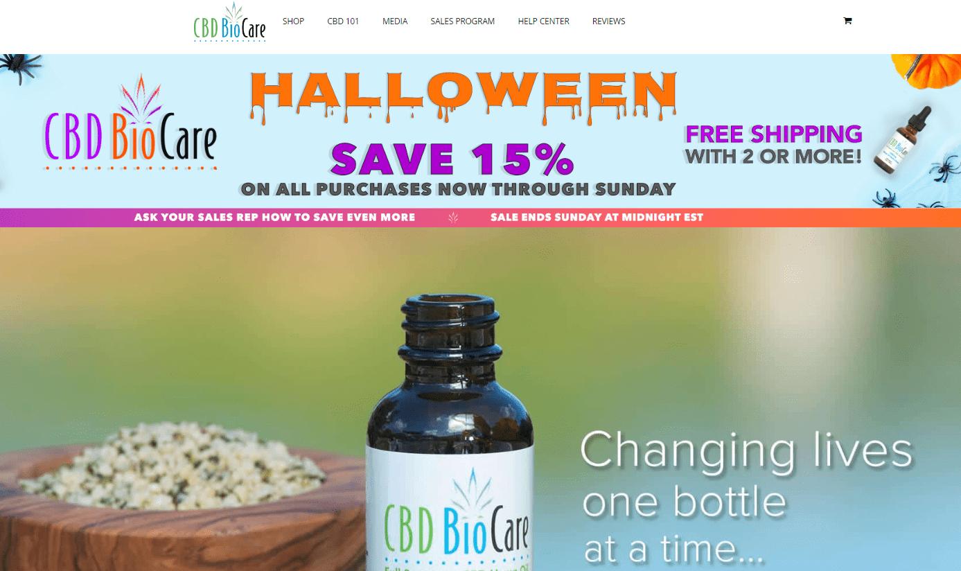 cbd biocare website