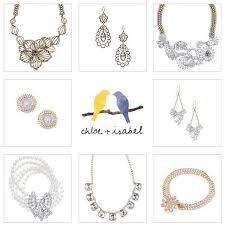 chloe + isabel product line
