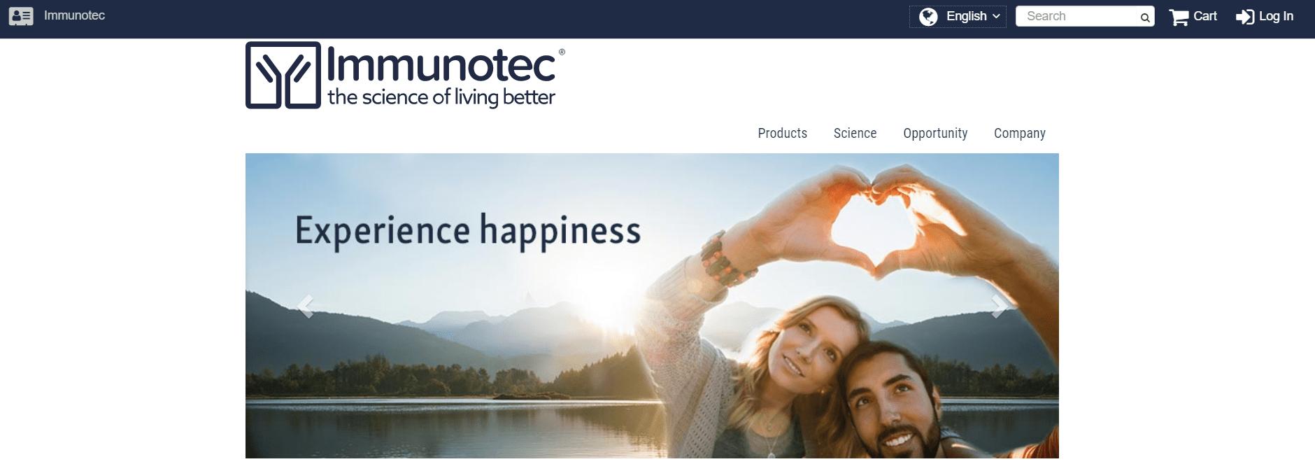 immunotec website
