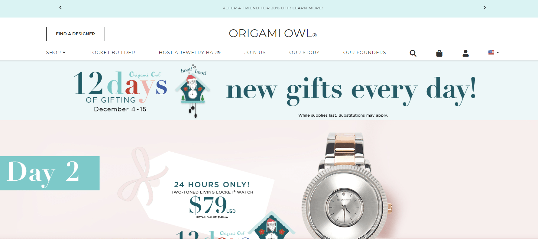Get FREE Shipping From Origami Owl Canada | SHOP ONLINE NOW | 791x1780