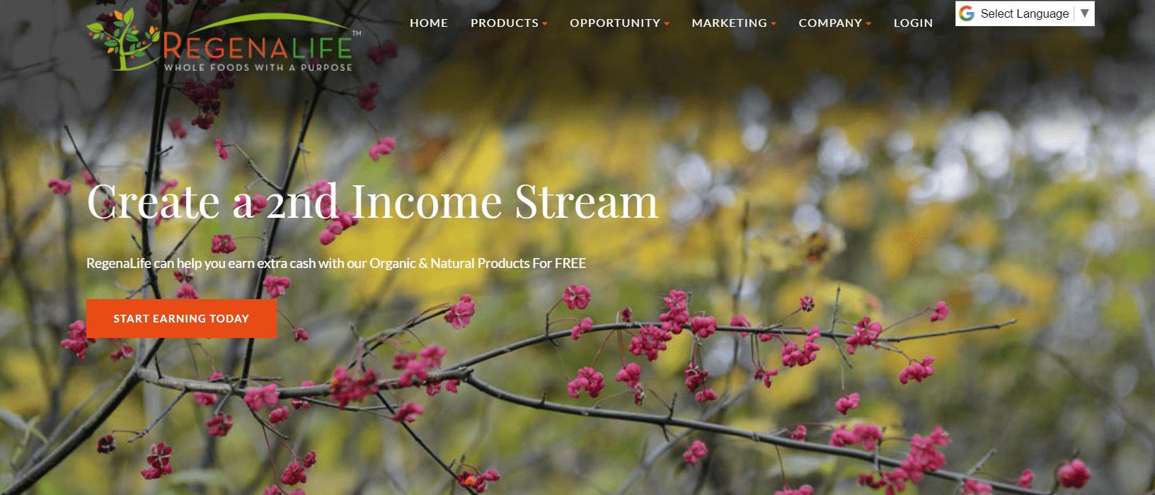 regenalife website