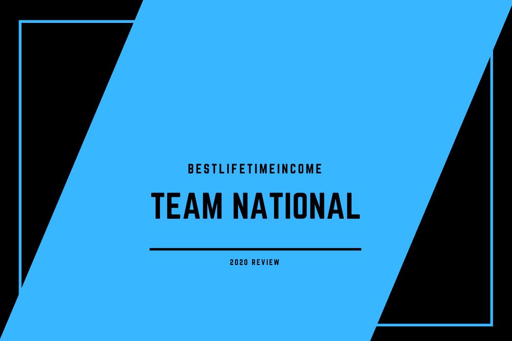 team national website