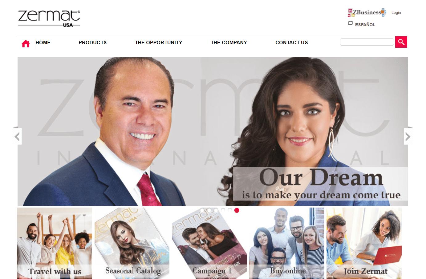 zermat international website