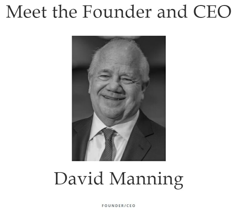 founder of paycation and traverus david manning