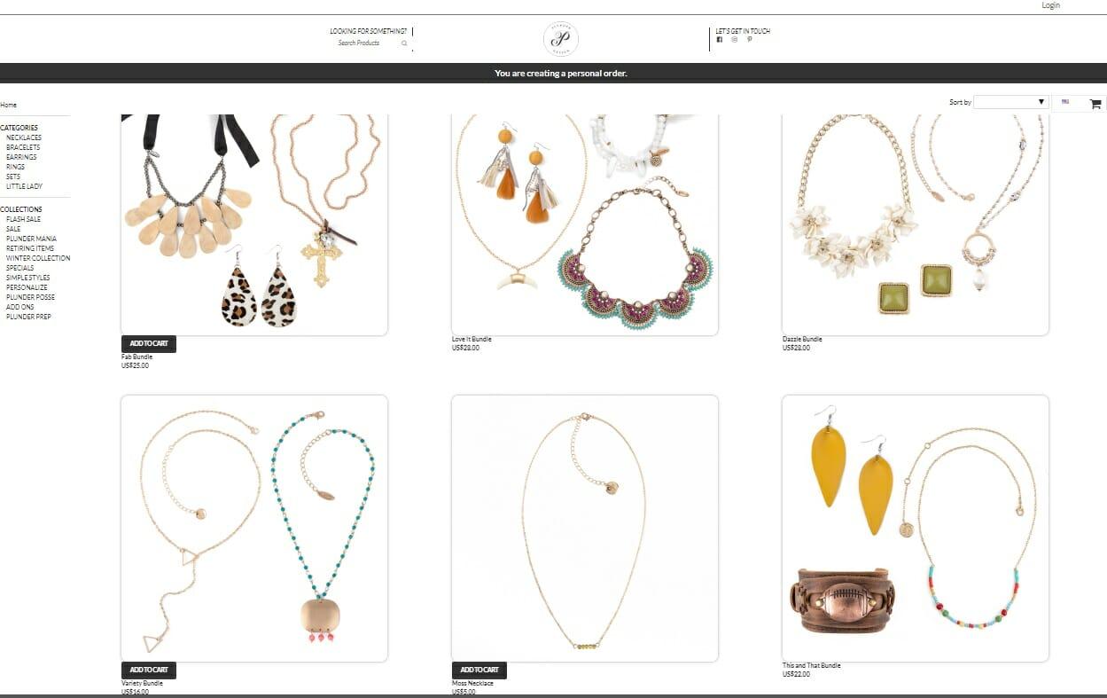 plunder design product line