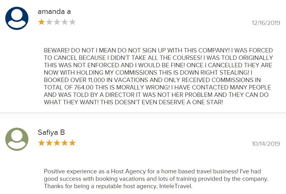 inteletravel reviews 2