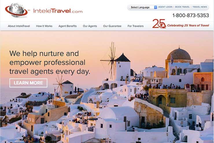 inteletravel website