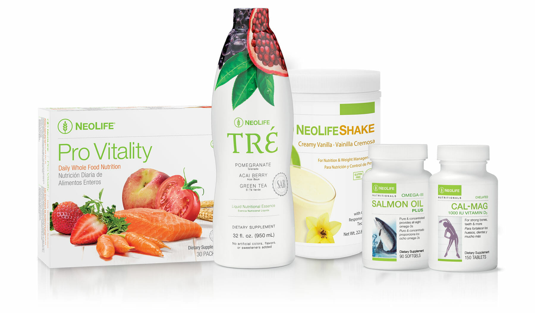 gnld neolife products